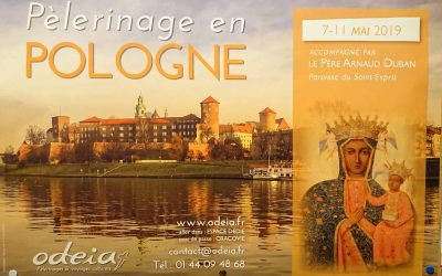 Pèlerinage paroissial 2019 en Pologne !