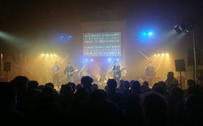 Hopen en concert à la paroisse St Esprit !