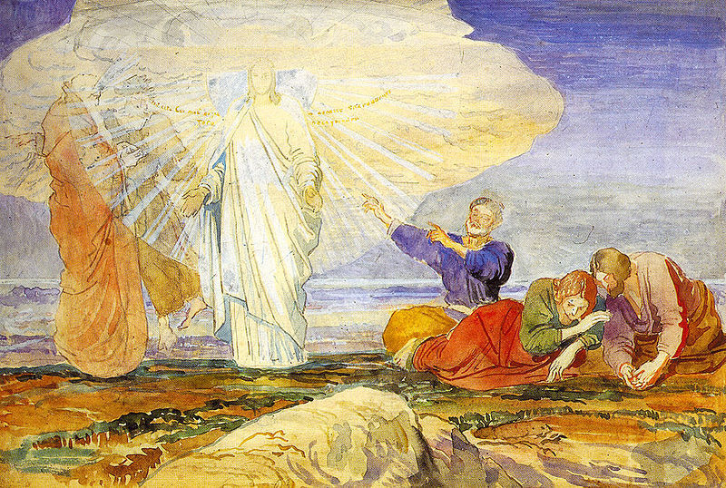 Homélie du 2nd dim. de Carême – Transfiguration & Mariage