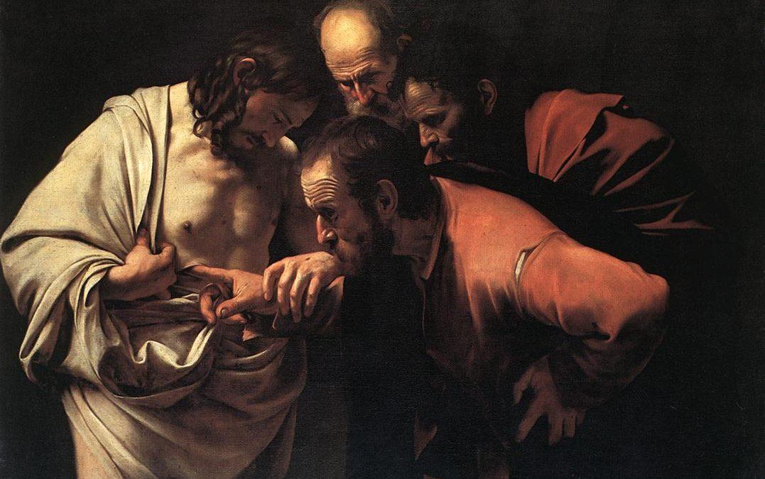 Homélie pour le 2ème dimanche de Pâques