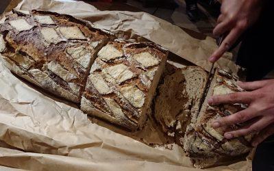 Au pain et à l'eau…