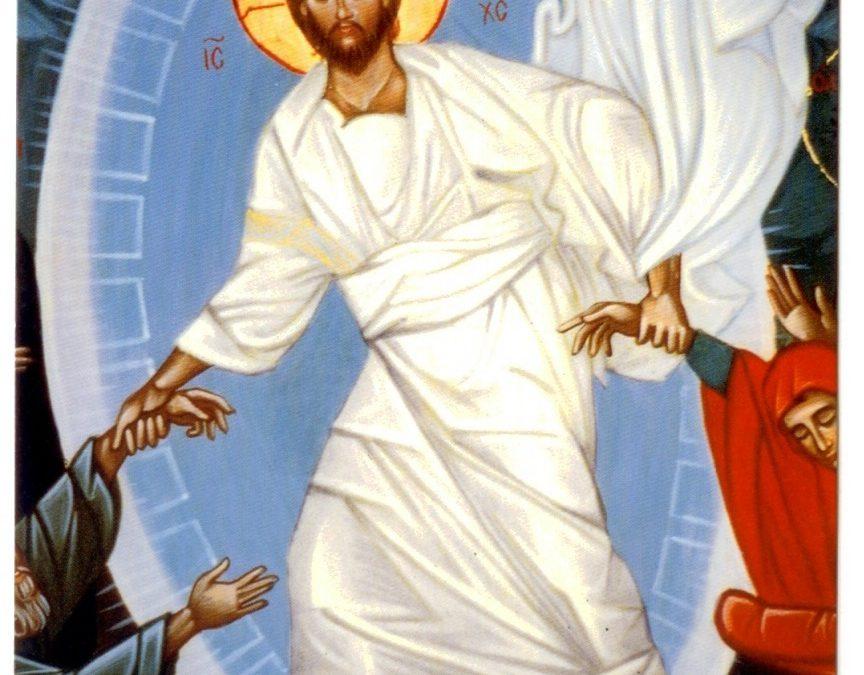 Homélie pour le jour de Pâques