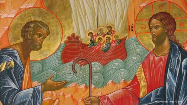 Homélie pour le 3ème dimanche de Pâques