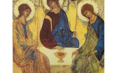 Homélie pour la Sainte Trinité