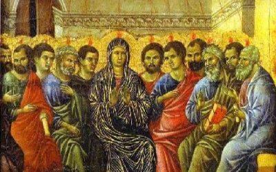 La Pentecôte (Maison d'évangile)