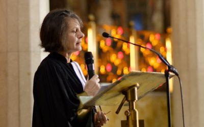 Prédication de la pasteure Dominique Hernandez pour la célébration inter-religieuse