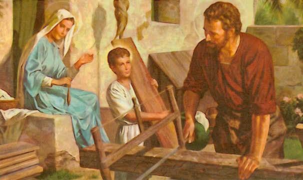 La scie de saint Joseph