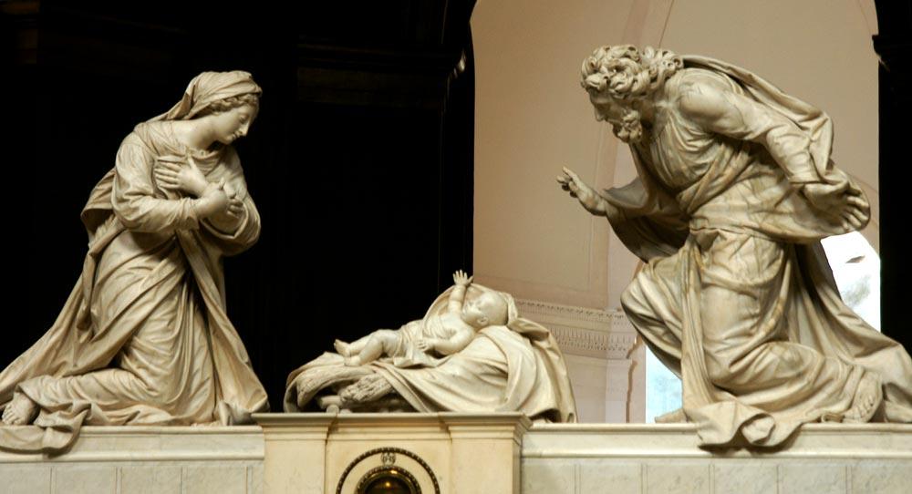 Nativité de Michel Anguier
