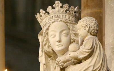 La Vierge à midi