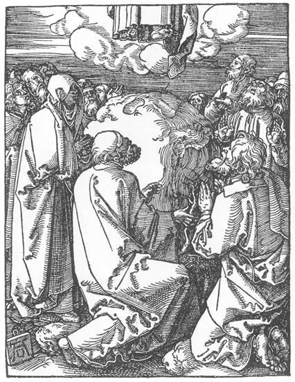 L'Ascension d'Albrecht Dürer