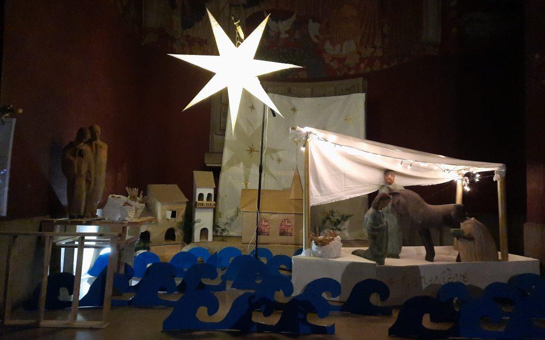 Homélie de la nuit de Noël