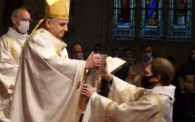 Ordination diaconale d'Alexandre COUSTHAM