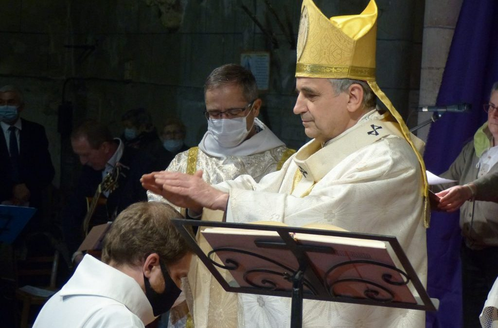 Témoignage d'Alexandre pour la journée de prière pour les vocations
