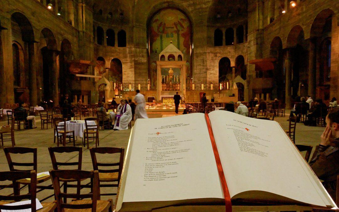 Le lectionnaire pour le Carême