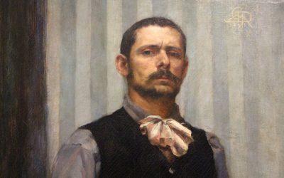 George Desvallières (1861-1950), artiste combattant