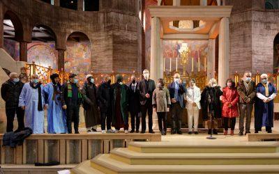 Célébration inter-religieuse du 11 avril