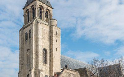 Visite de Saint Germain des Prés