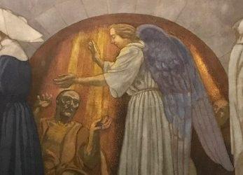 Un mystère sur la peinture de la Pentecôte