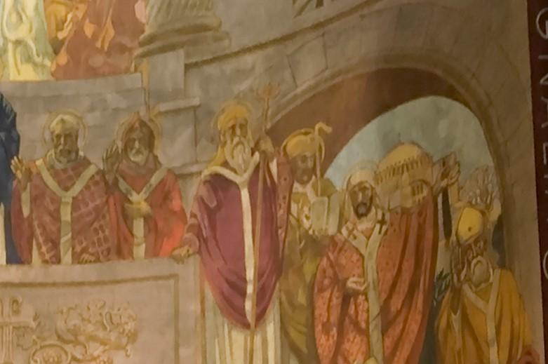 Les Pères de l'Eglise d'Orient