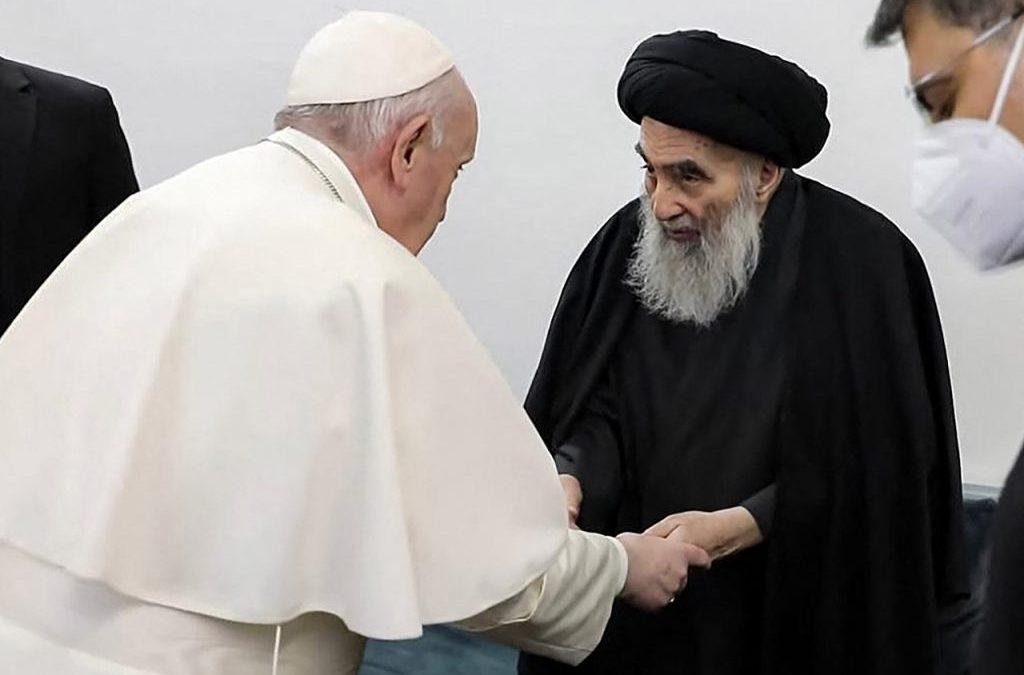 Pape François en Irak, joie et espérance
