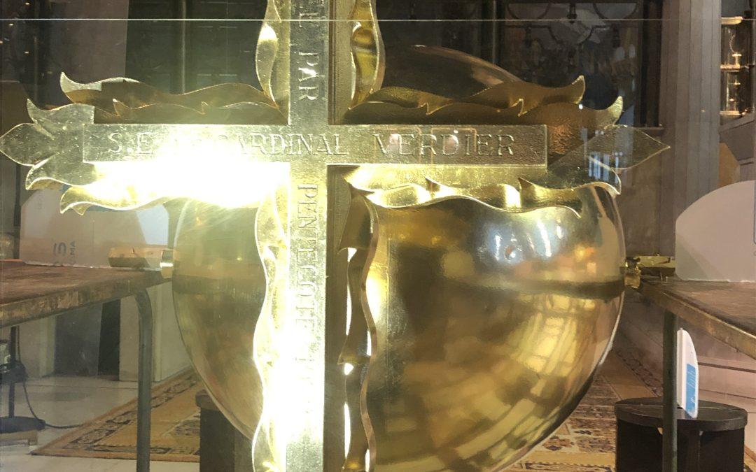 Repose de la Croix et du globe