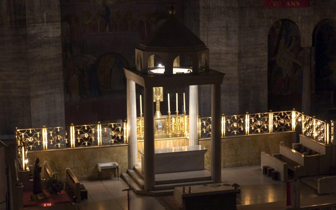 Le chœur de l'église du Saint Esprit – Épisode 1